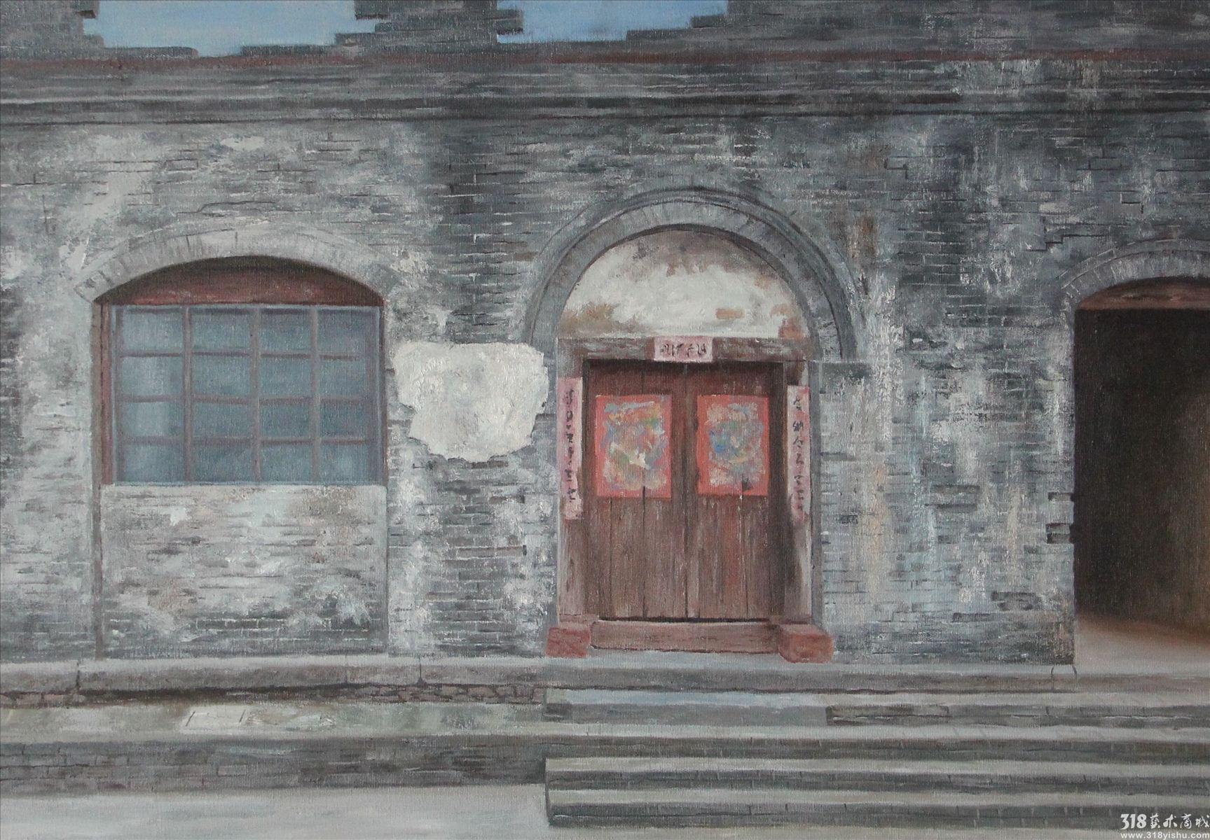 千年古镇老房子之九