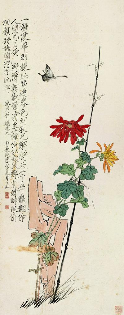于非闇:院体工笔花鸟画传统走向现代的艺术大家