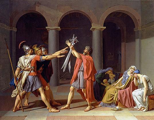 法国新古典主义艺术图片