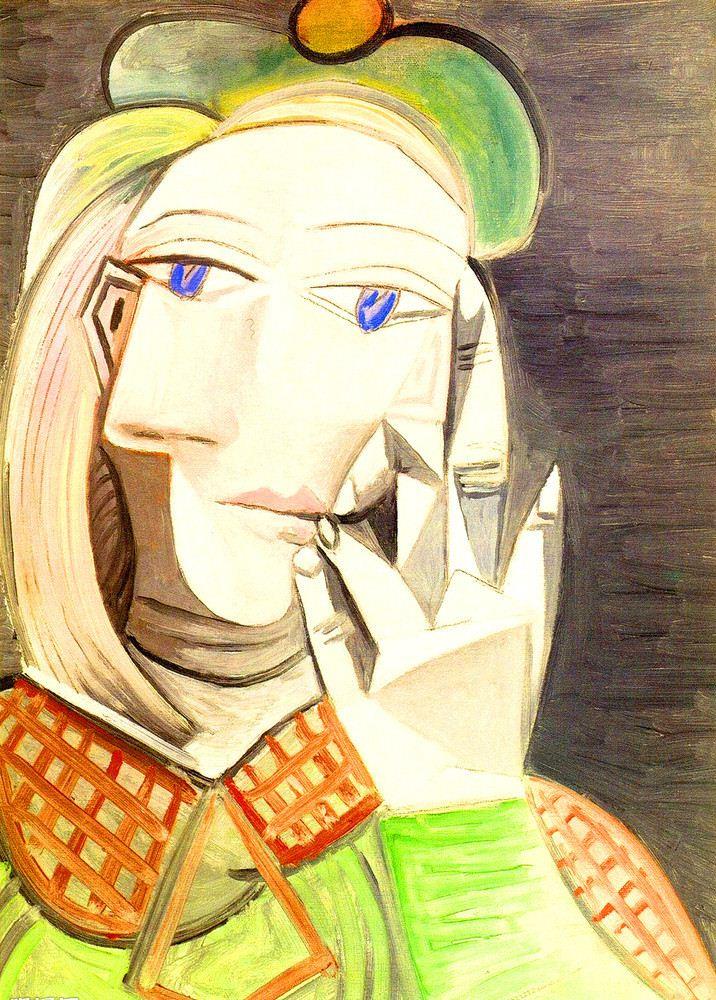 毕加索作品高清图片